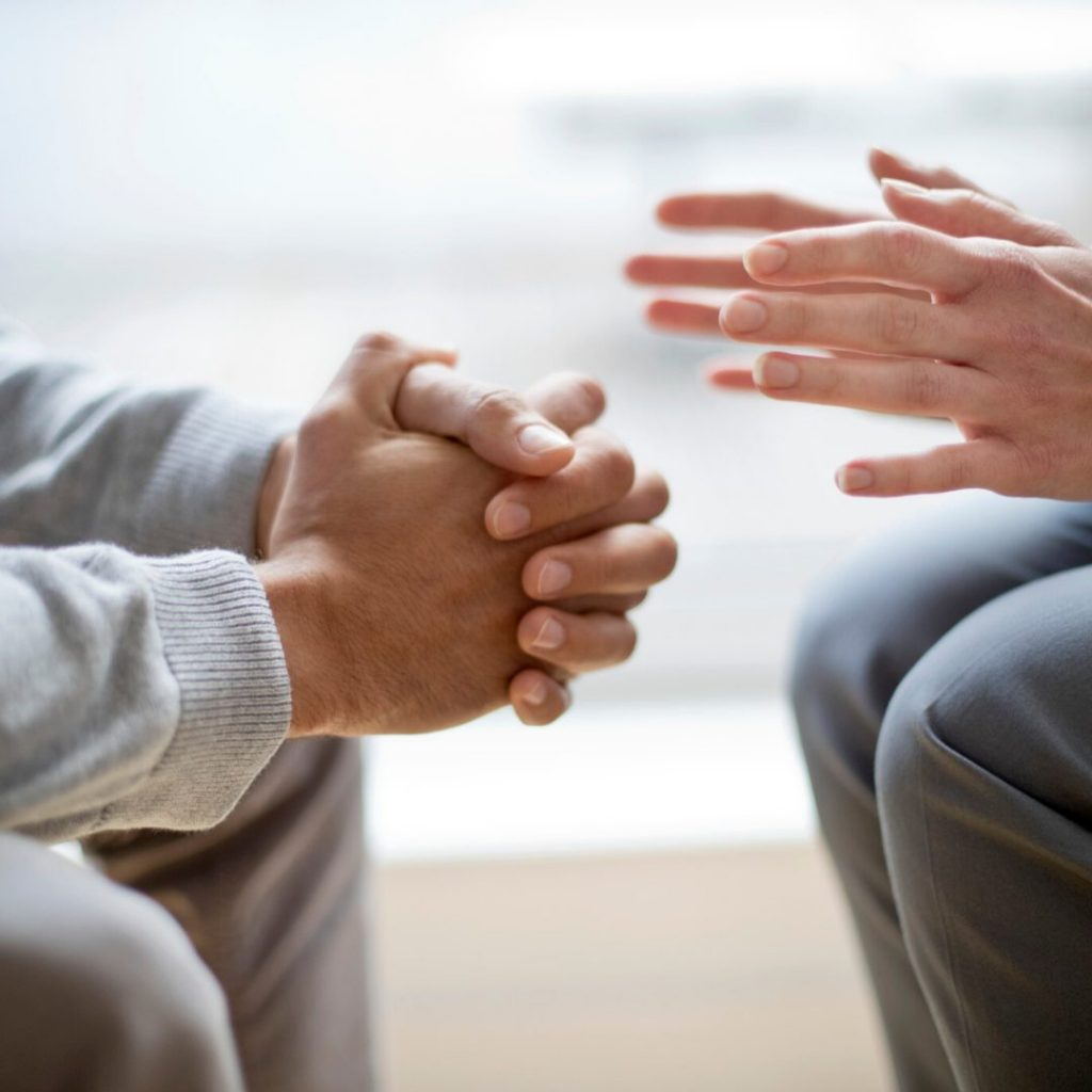 Psychotherapy sessions online